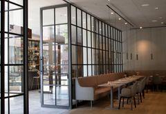 New York glas- og aluminiumsystem med uendelige muligheder