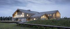 Hjertet i Ikast af C.F. Møller Architects hædres med flot pris