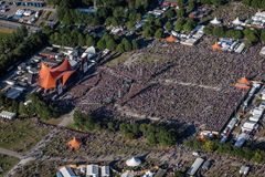 Roskilde Festival og Tuborgfondet lancerer Det cirkulære laboratorium