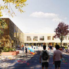 Frederiksværk Skole bliver kraftcenter for læring og lokalmiljøet