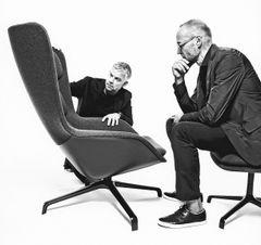 Portræt af duoen Jehs+Laub: Funktion er i sig selv et æstetisk element