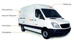 Ny lås holder tyven væk fra varebilen
