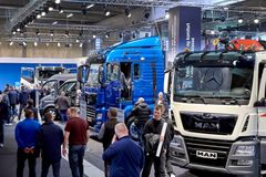 Transport 2019 samler hele transportbranchen i Herning