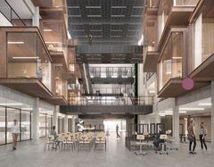 CUBO Arkitekter skal tegne nyt 'Dream Lab' til SDU