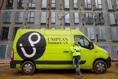 EPS-beton fra Uniplan Danmark reducerer arbejdstiden og øger kvaliteten