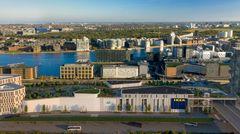 Ny lokalplan afslører planerne for bæredygtigt IKEA varehus i København