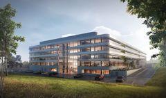 PLH Arkitekter har skabt sammenhæng med nye hovedkvarterer for transportgigant