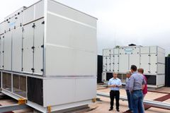 Klimaløsningen til alt fra små arkiver, små og større tørrerum til gigantiske datacentre