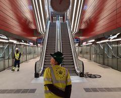 Arbejdstilsynet om arbejdet på Metroen: Dialogen fremmer arbejdsmiljøet
