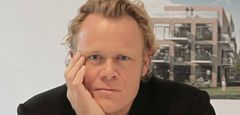 Portræt af Oliver Grundahl: Evnen til at lytte