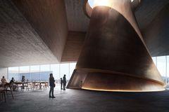 Henning Larsen præsenterer designforslag til superbibliotek i USA