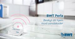 Nyt intelligent BWT-anlæg beskytter mod kalk og vandskader