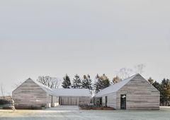 Christoffersen Weiling Architects vinder prestigefyldt tysk arkitekturpris