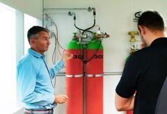 Fire Eater inviterer til infomøder om skånsom brandslukningsmetode