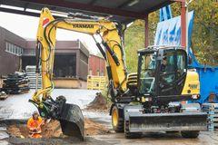 Steelwrist præsenterer varerne på Have og Landskab 2019