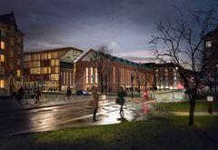 Entasis vinder opgave om transformation af Nuuks Plads
