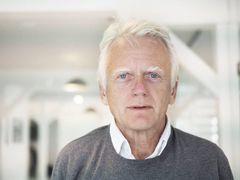 Portræt af Henrik Hvidt: Passion har ingen alder