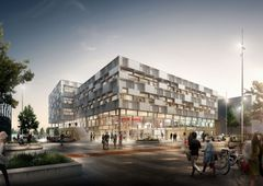 DMJX Campus Katrinebjerg: En topmoderne uddannelsesinstitution