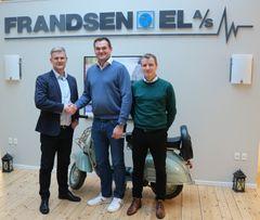 Frandsen El A/S bliver en del af EL:CON