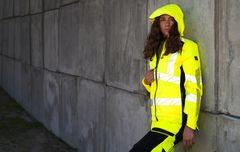 Nye vinterjakker med høj komfort og vejrbeskyttelse