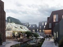 Holscher Nordberg og SNA vinder konkurrencen om Stórutjørn i Tórshavn