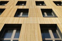 Træ viser vejen til bæredygtigt byggeri