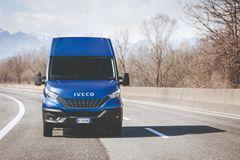 Iveco Daily MY19: En kassevogn med bonede gulve