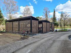 Cykelparkering integreres i byggeriernes samlede udtryk