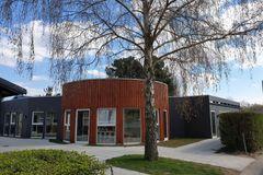 A/S Botica Entreprise renoverede og udbyggede Børnehaven Vesterled