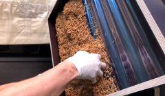 Byg med bioaffald – Søren Jensens svampesporeprojekt