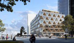 Build in Wood satte spot på træets fremtid i dansk byggeri