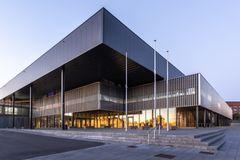 Arena Randers vinder pris - et moderne, multifunktionelt samlingssted