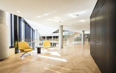 Vahle leverer døre til markant Carlsberg-hovedsæde