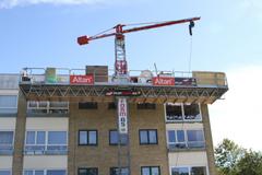 Arbejdsplatform til alle typer byggeri