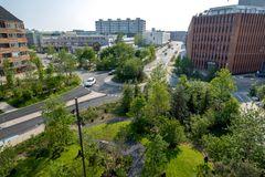SLA laver holistisk klimatilpasning til fremtidens blå og grønne byrum