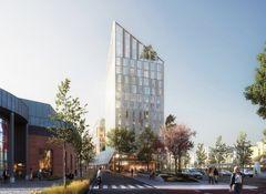 AART og SLA skal skabe stationsby syd for Oslo