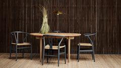 Hans J. Wegners klassiske spiseborde fås nu til kampagnepris