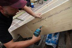 Ny kraftig konstruktionsskrue skal spare håndværkeren tid