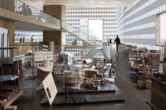 Dorte Mandrup vinder kulturhus og bibliotek i Karlskrona