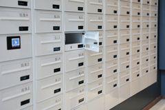 Elektroniske postkasser fra Renz giver fuld fleksibilitet for både beboere og administration