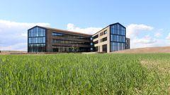 Moelven Danmark sikrer smuk akustikløsning i nyt DLG-hovedkvarter