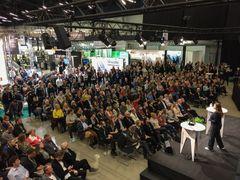 Camilla van Deurs åbner Building Green