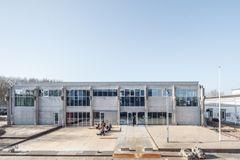 Roskilde Festival Højskole: Arkitekturen understøtter fællesskaber og skaberkraft
