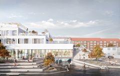 Ny skole i Kødbyen vundet af NORD Architects og BBP Arkitekter