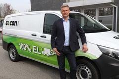 EL:CON går forrest med grønne arbejdsbiler