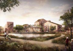 Årstiderne Arkitekter og KANT arkitekter bliver til Sweco Architects