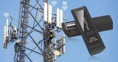 Vigtigt med personbeskyttelse ved antennearbejde, også på 5G sendere