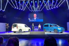 Verdenspræmiere på VW Caddy 5