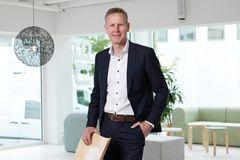 Ole Sander fra Norisol er valgt som formand for DI Byg