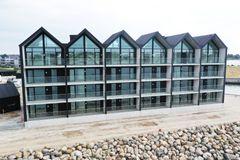 SKALA Arkitekter bygger 65 nye boliger på Nyborg Havn